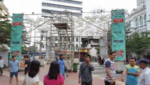 Event-scaffolding