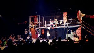 TS Scaffolding drama show project